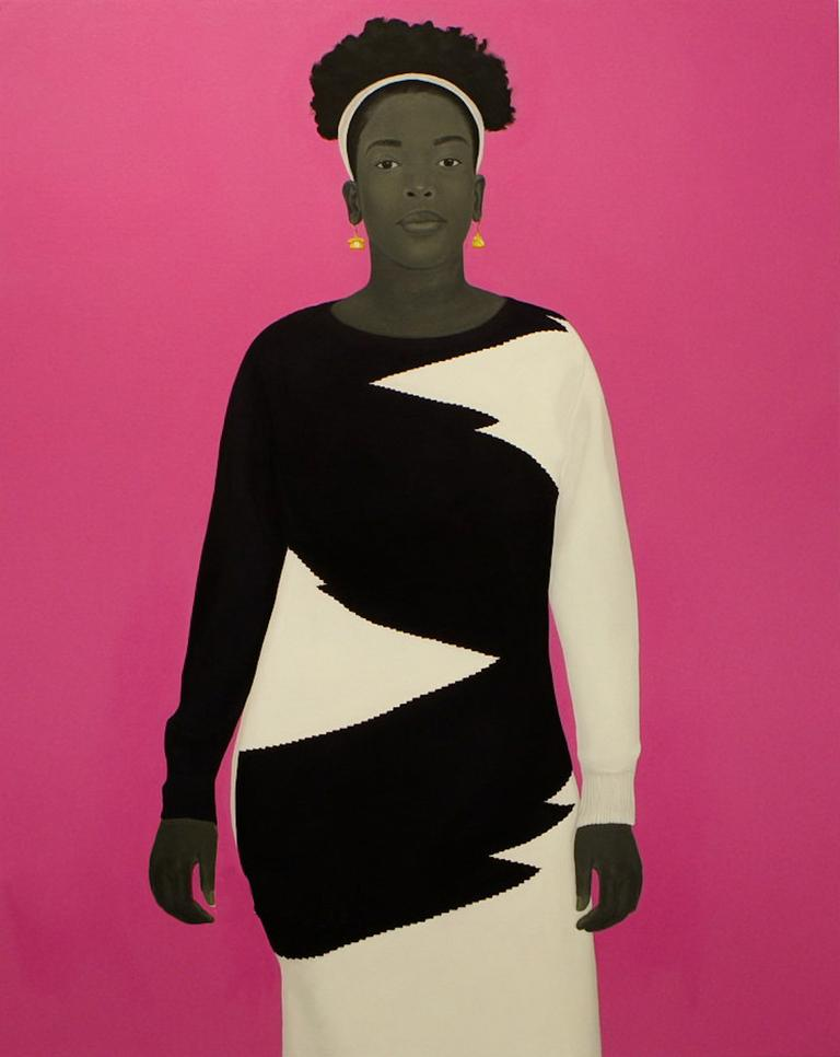 Amy Sherald Sometimes The King is a woman