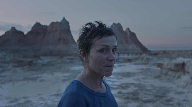 Chloé Zhao, Nomadland, film still, 2020