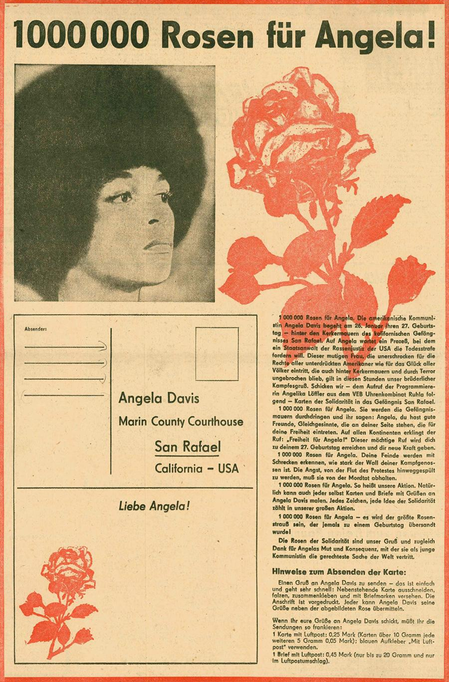 1 Million Roses for Angela