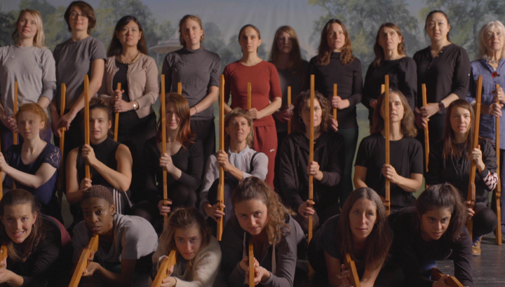 Olivia Plender Hold Hold Fire , 2019 Video still Courtesy of the artist