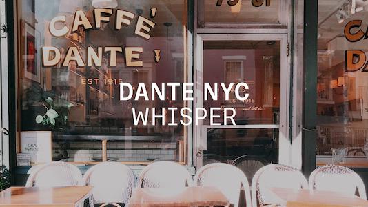Dante NYC