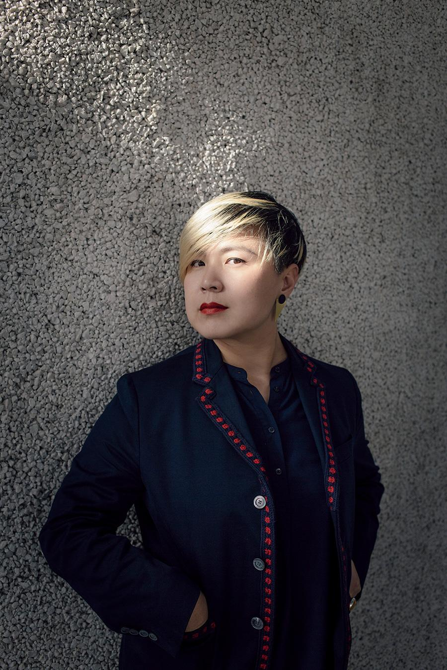 Cao Fei portrait