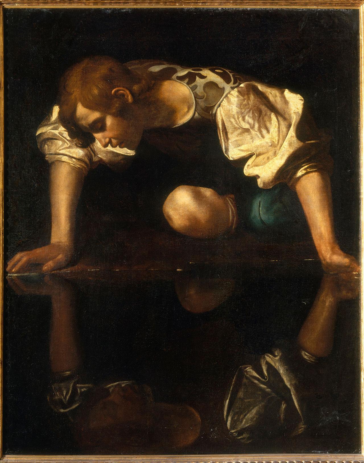 Michelangelo Merisi da Caravaggio, Narcissus