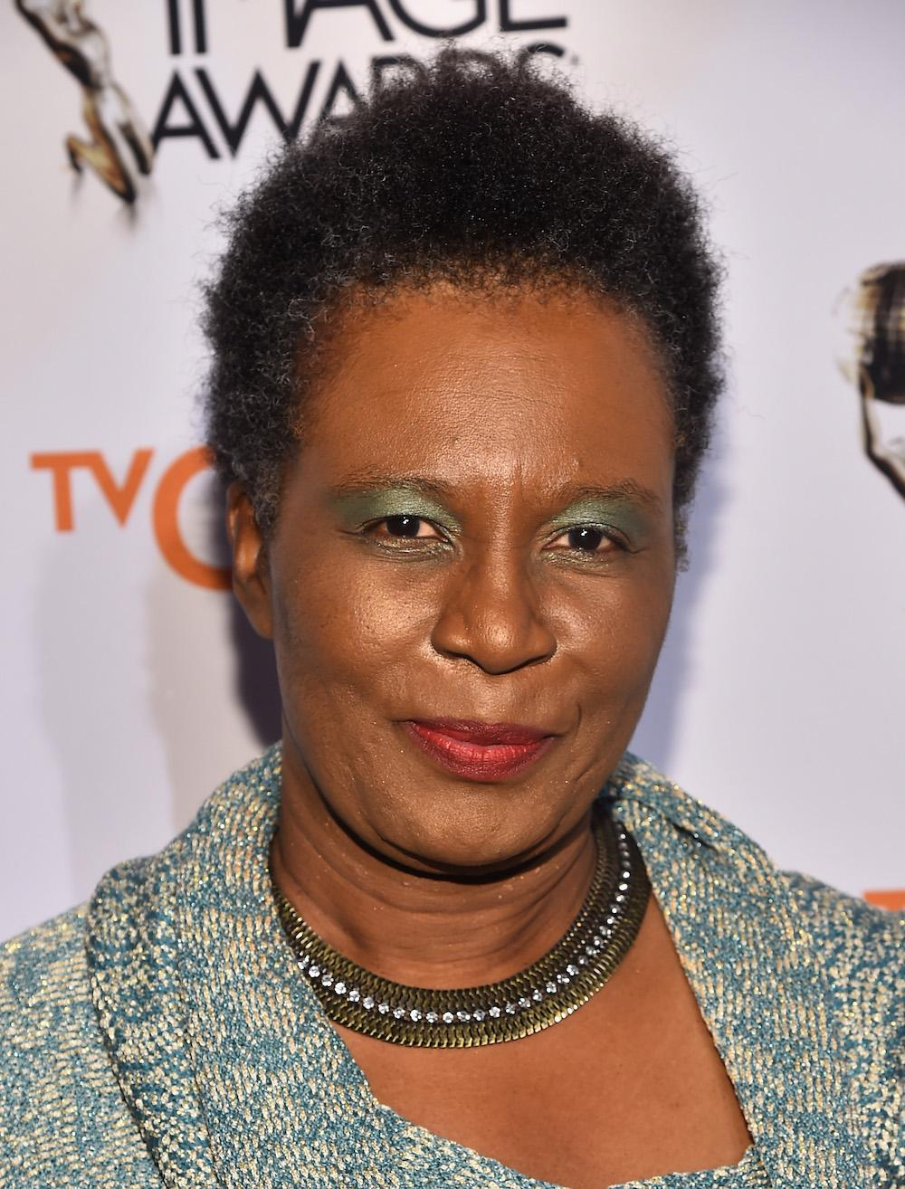 Author Claudia Rankine attends the 46th NAACP Image Awards Non-Televised Awards Ceremony at Pasadena Convention Center on February 5, 2015 in Pasadena, California. (Photo by Alberto E. Rodriguez/Getty Images for NAACP