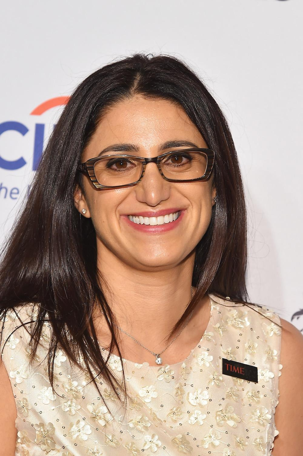 Doctor Mona Hanna-Attisha attends 2016 Time 100 Gala, Time's Most Influential People In The World at Jazz At Lincoln Center at the Times Warner Center on April 26, 2016 in New York City. (Photo by Ben Gabbe/Getty Images for Time)