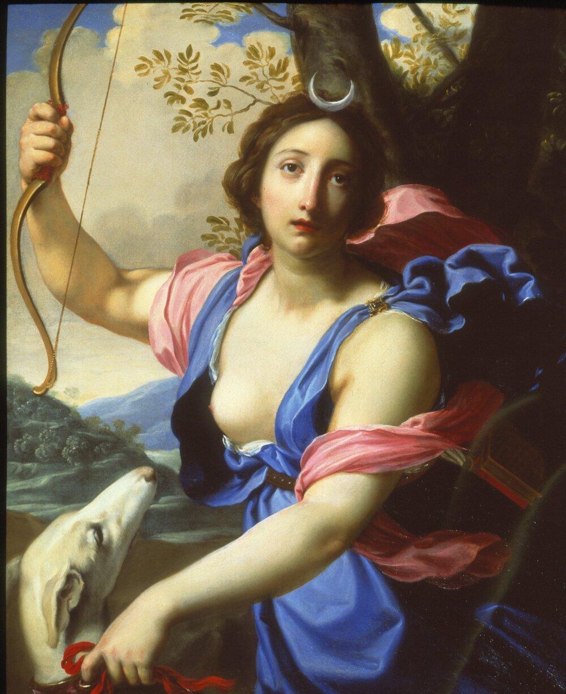 Cesare Dandini    1596–Florence–1657  Diana