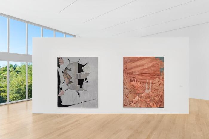'Janiva Ellis: Rats', 2021, exhibition view, Institute of Contemporary Art, Miami. Courtesy: the artist and the Institute of Contemporary Art, Miami; photograph: Zachary Balber