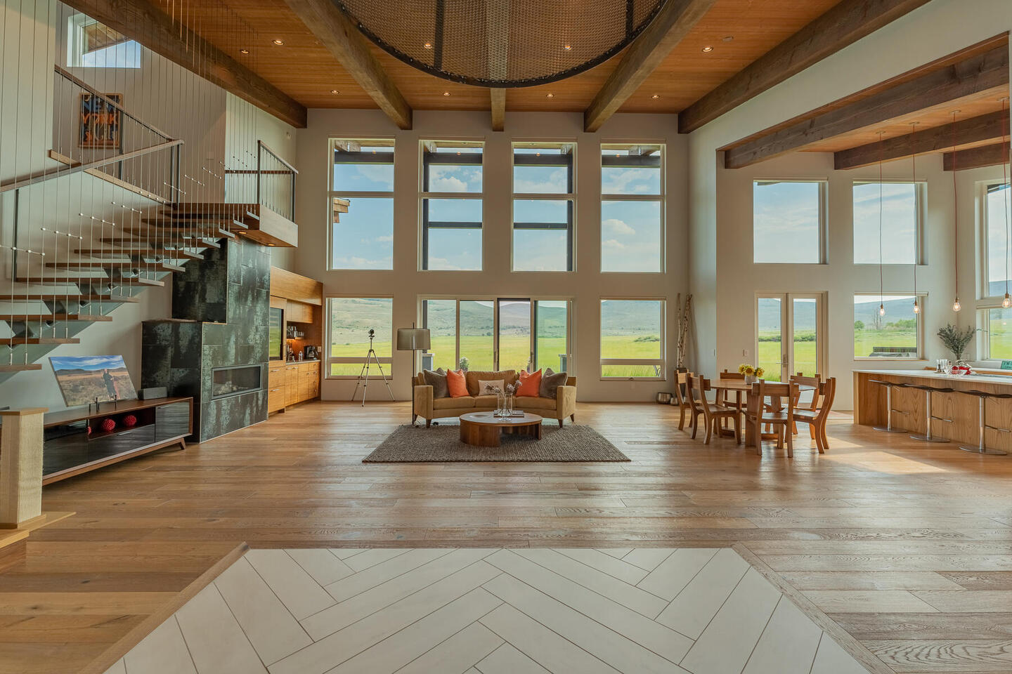 347 Overlook Trail, Gunnison, CO, USA. Courtesy: LIV Sotheby's International Realty