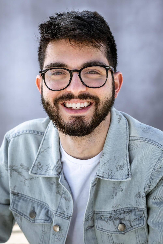 John Rizkallah Portrait