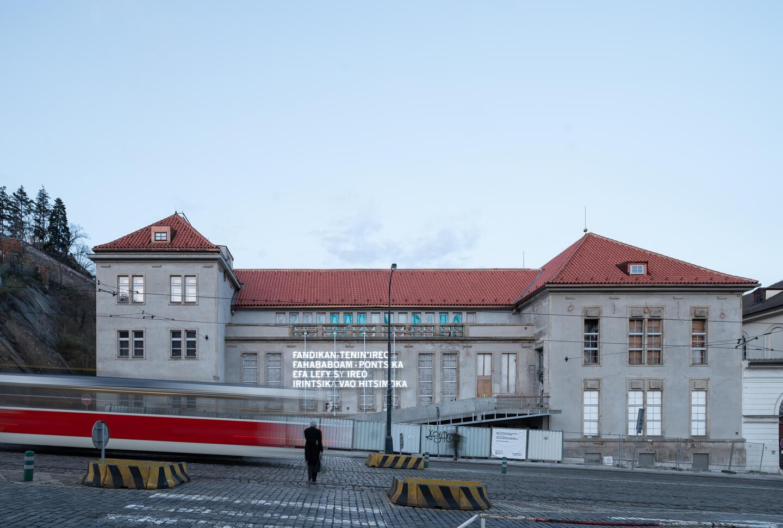 Kunsthalle Praha. Photo: Alexandra Timpau
