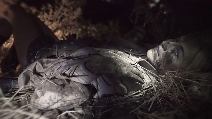 Kaari Upson, Night Splitter(film still), 2019, HD film, color, with sound, 15:49 min, edition of 3.Courtesy: Sprüth Magers, Berlin/London/Los Angeles