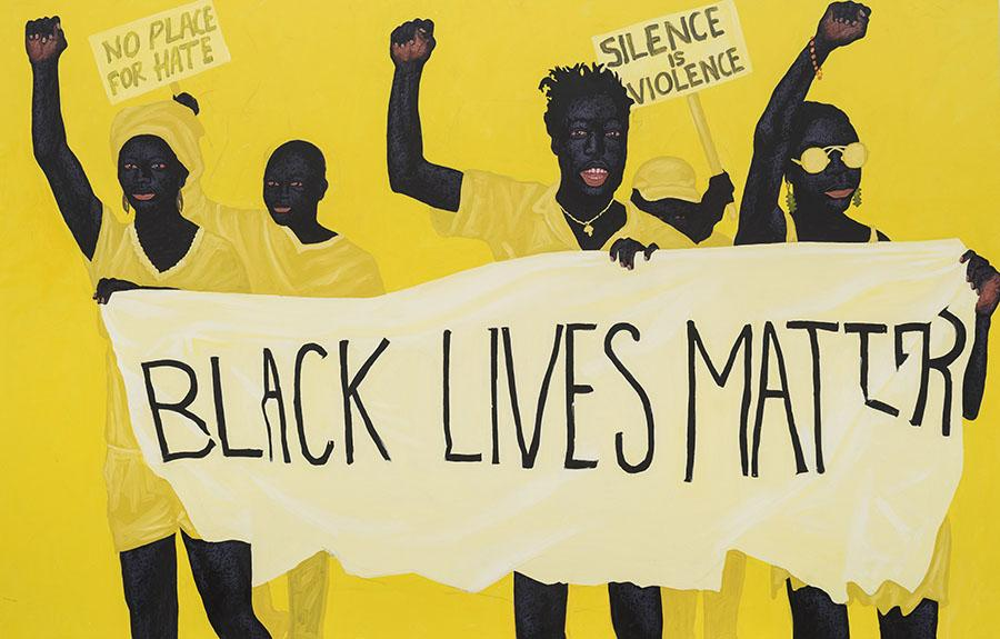 Kwesi Botchway black lives matter