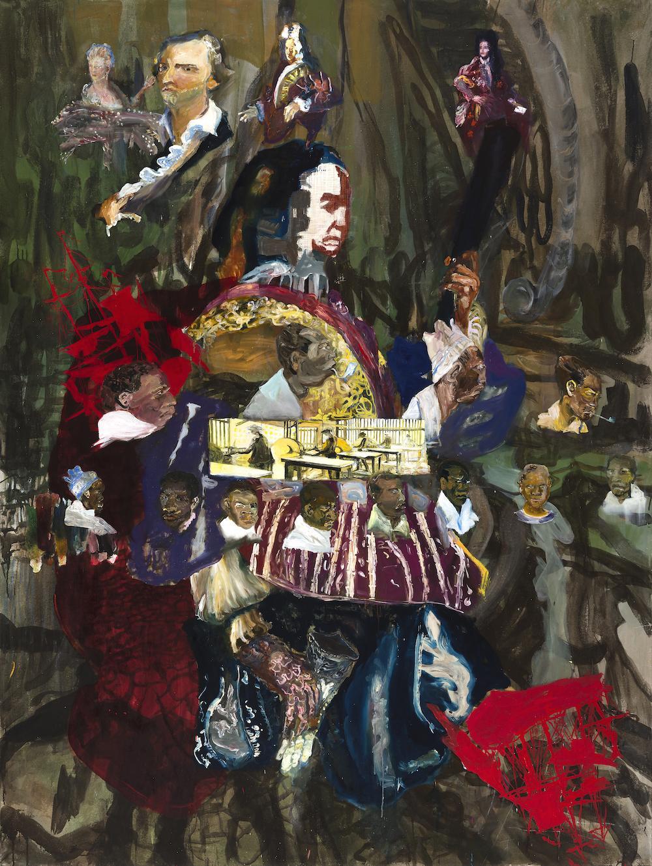 Jane Irish- Antipodes, Age of Exploration- 2017