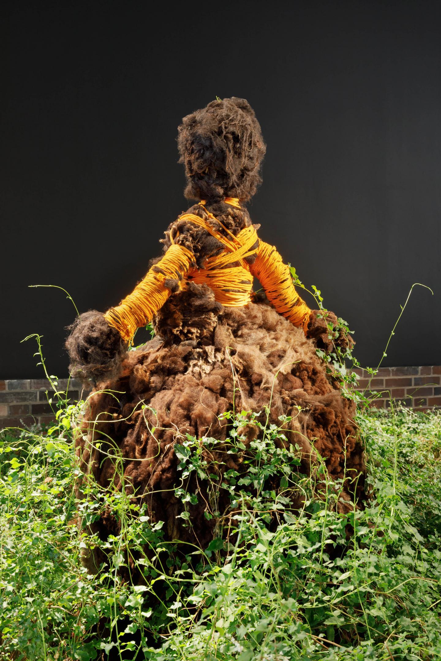 Precious Okoyomon, Earthseed, Exhibition view