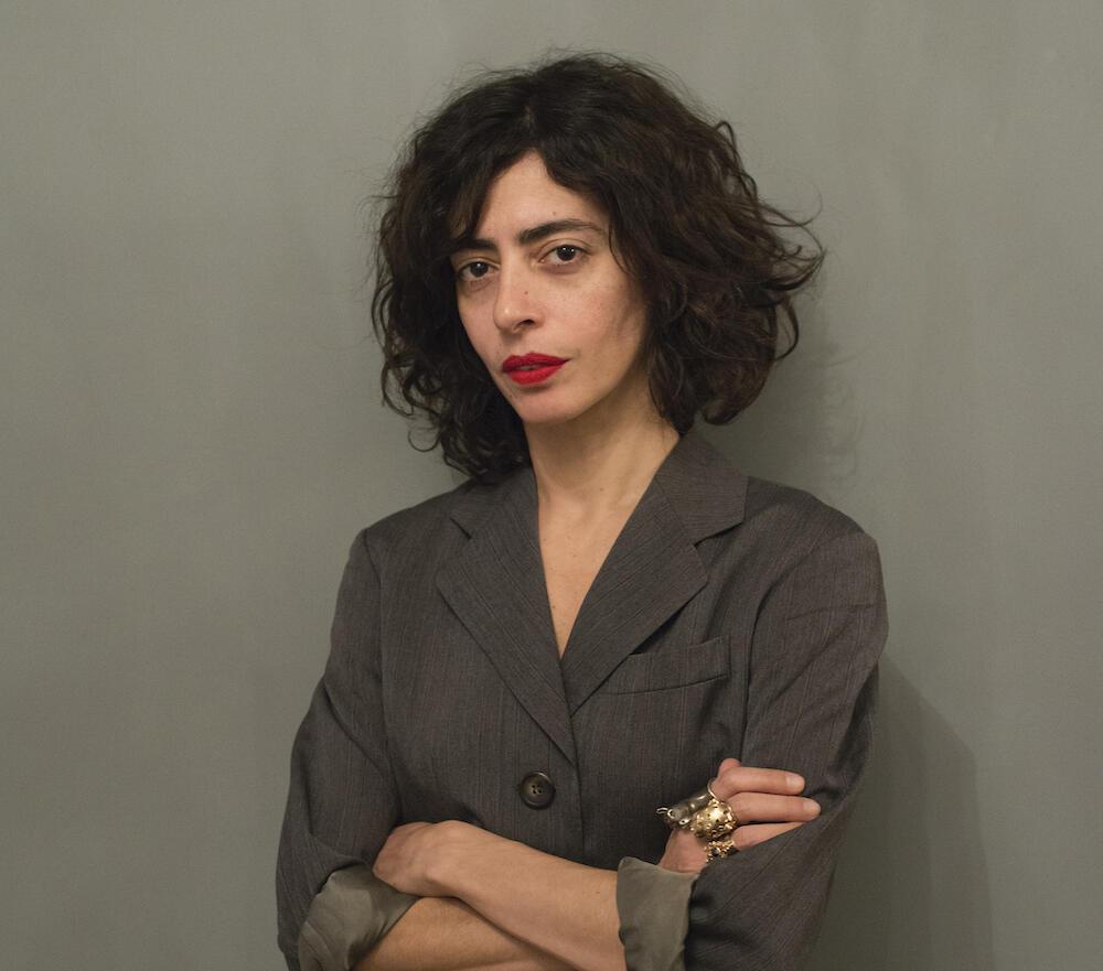 Maria Hassabi. Photo by Thomas Poravas