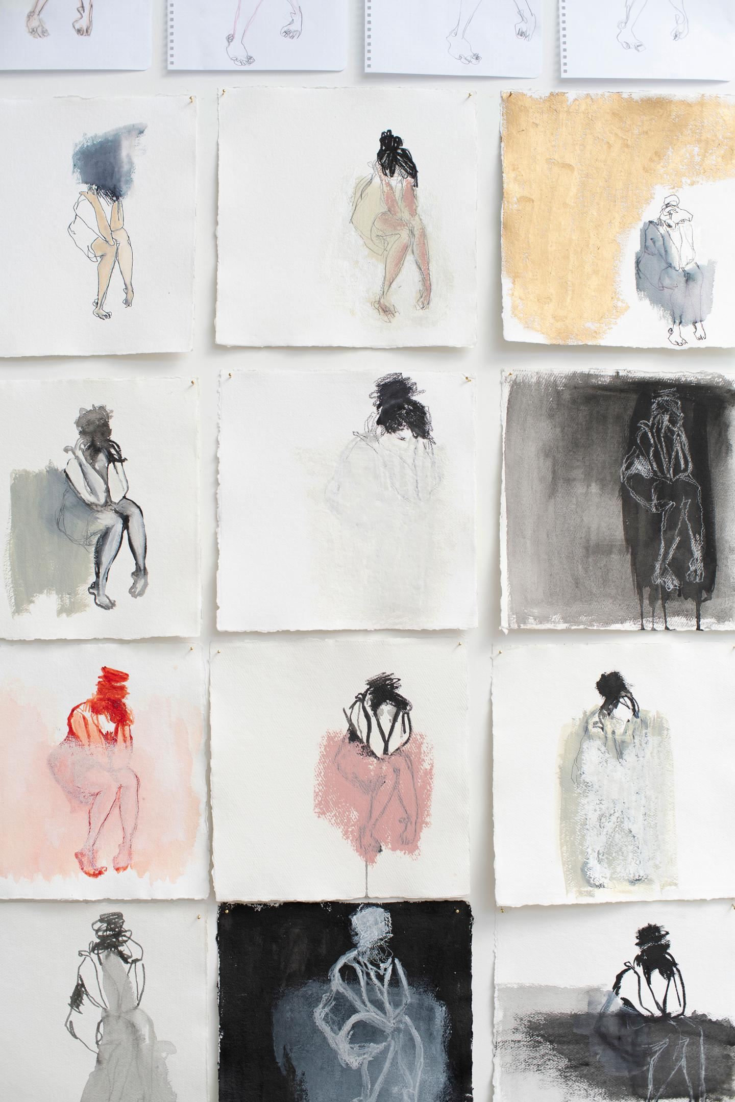 Marina Saleme, 'Apartamento s', 2021, exhibition view, Galeria Luisa Strina, São Paulo. Courtesy: the artist and Galeria Luisa Strina, São Paulo; photograph: Edouard Fraipont