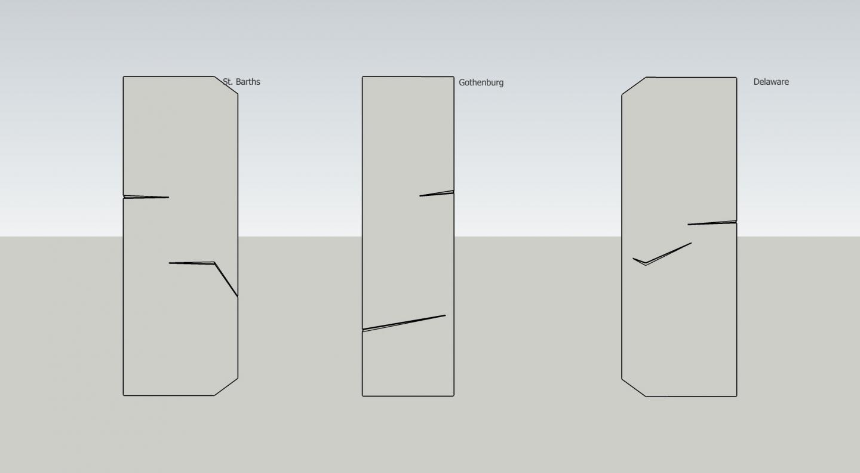 Design renderings for Aria Dean'sNew Monument for Franksa Tomten (2021). Courtesy: the artist