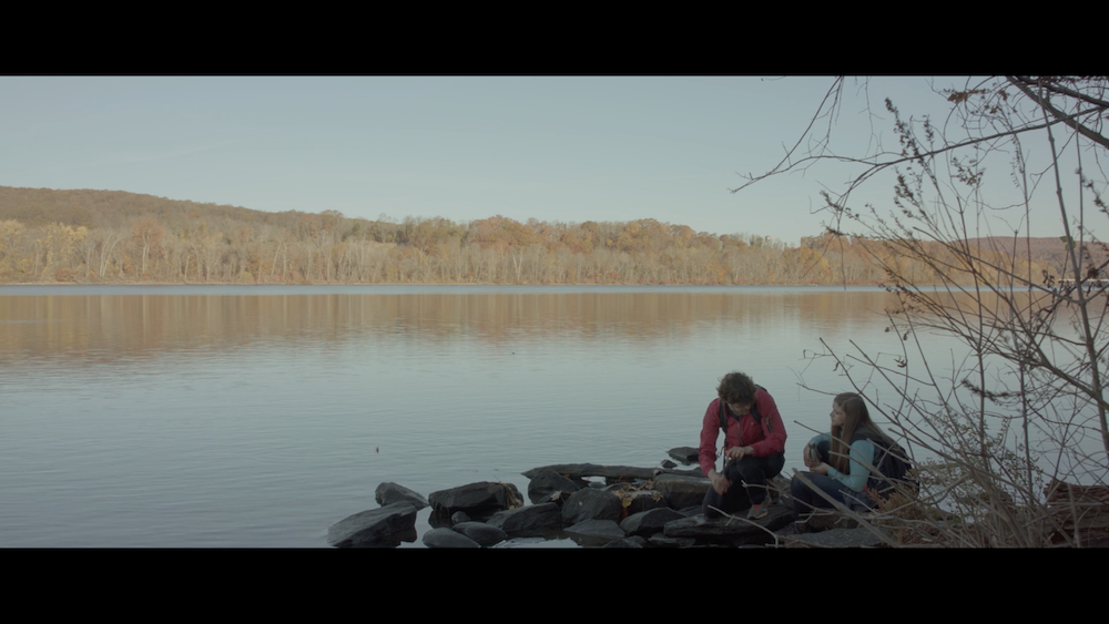 Still from Noah Sellman, Further Down the River (2017)
