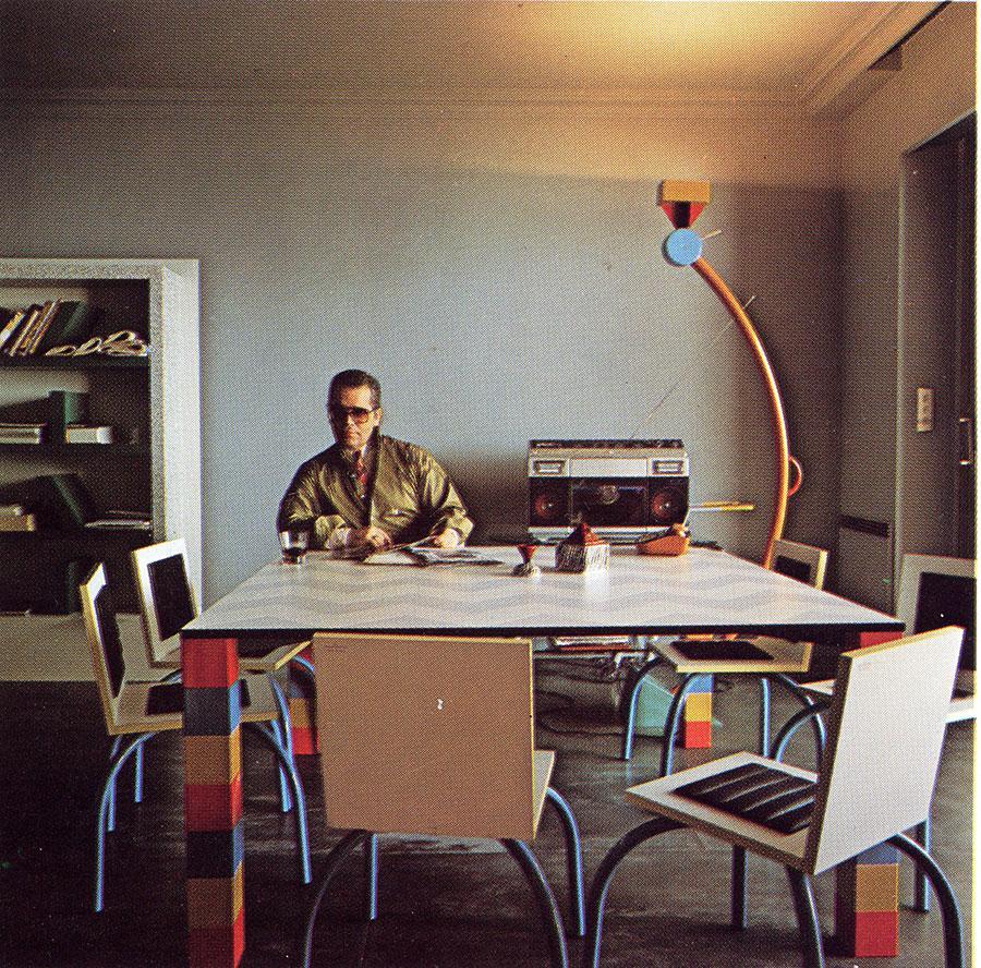 Karl Lagerfeld apartment