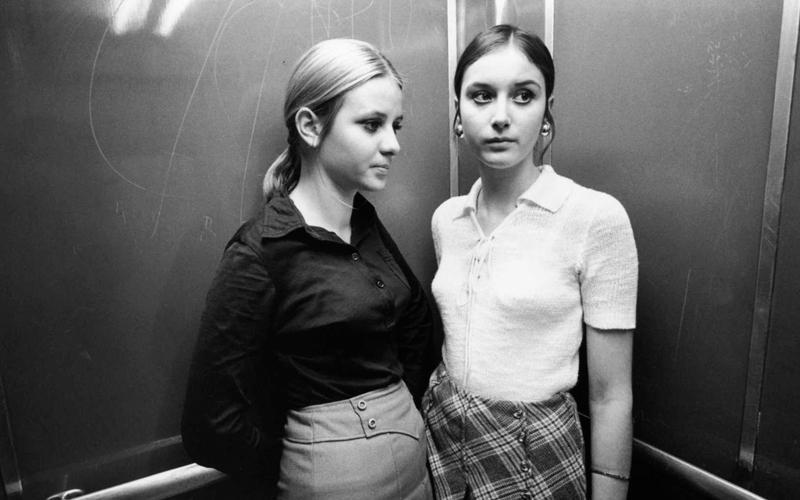 Heinrich Riebesehl, People in the Elevator, 1969. Courtesy: © Kicken Berlin