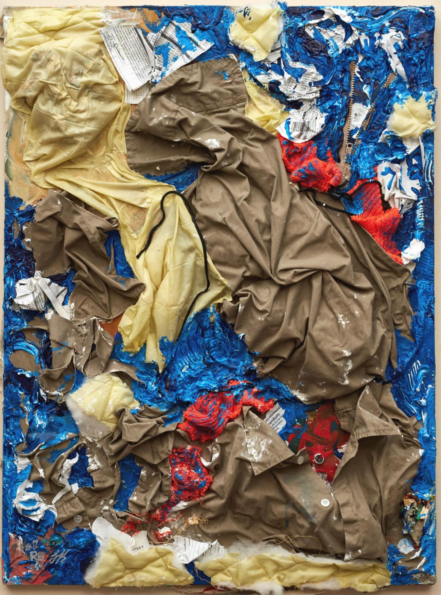 Gilberto Rivera, An Institutional Nightmare, 2012