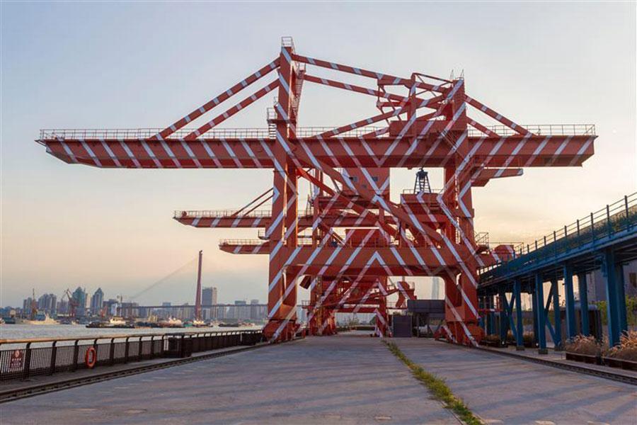 Shanghai Urban Space Art Season 2019 (SUSAS 2019) in Shanghai, east China