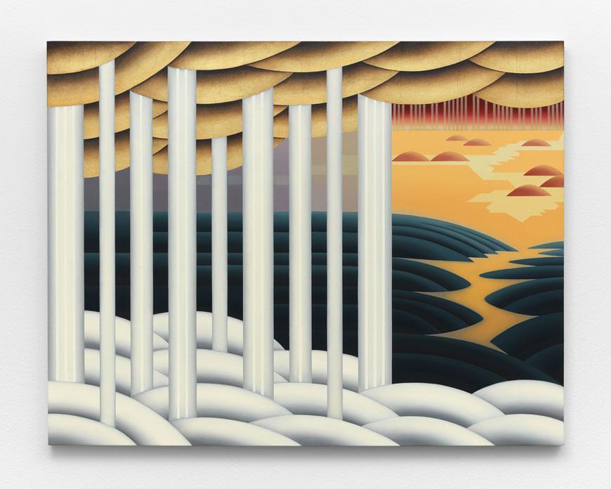 Takako Yamaguchi, Abstraction in Reverse, 2008