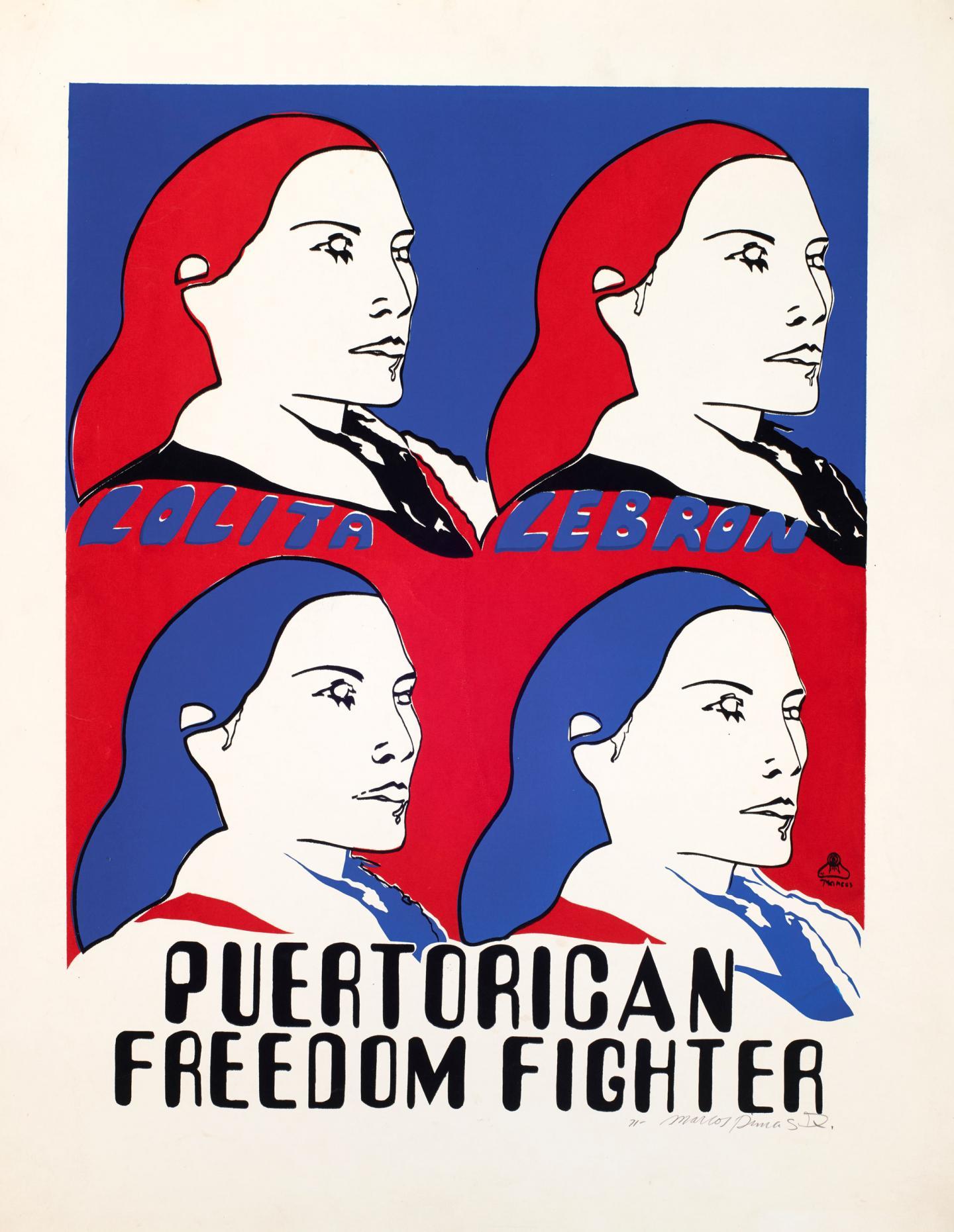 Marcos Dimas, Lolita Lebrón: Puerto Rican Freedom Fighter, ca.1971