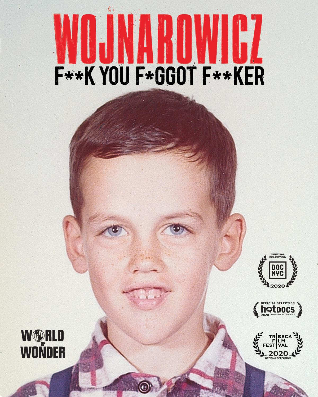 Wojnarowicz movie poster