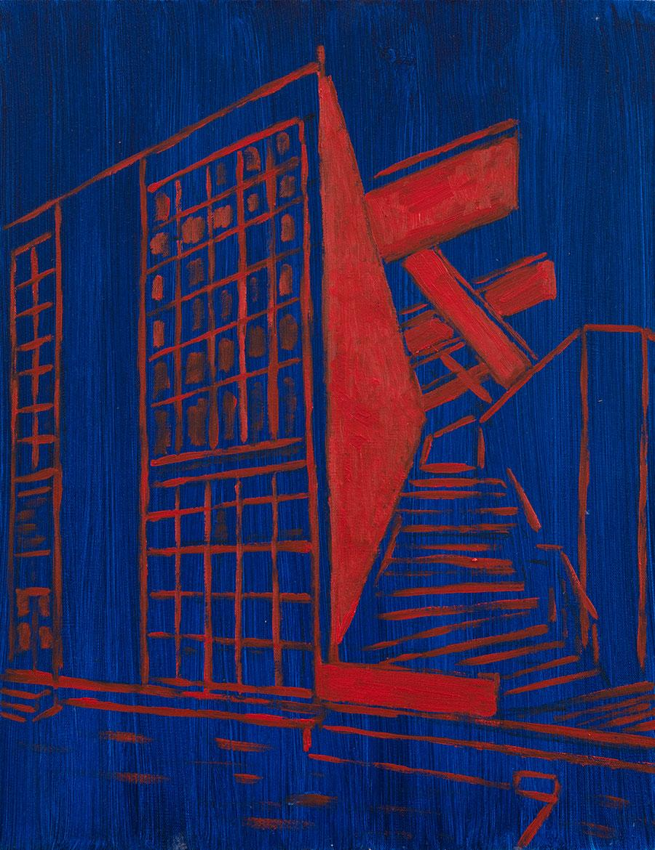 Zhao Gang Modernism Building