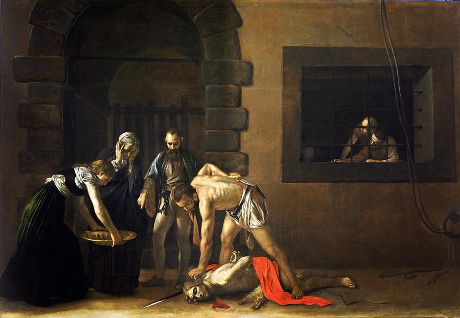 caravaggio-beheading-of-john-the-baptist