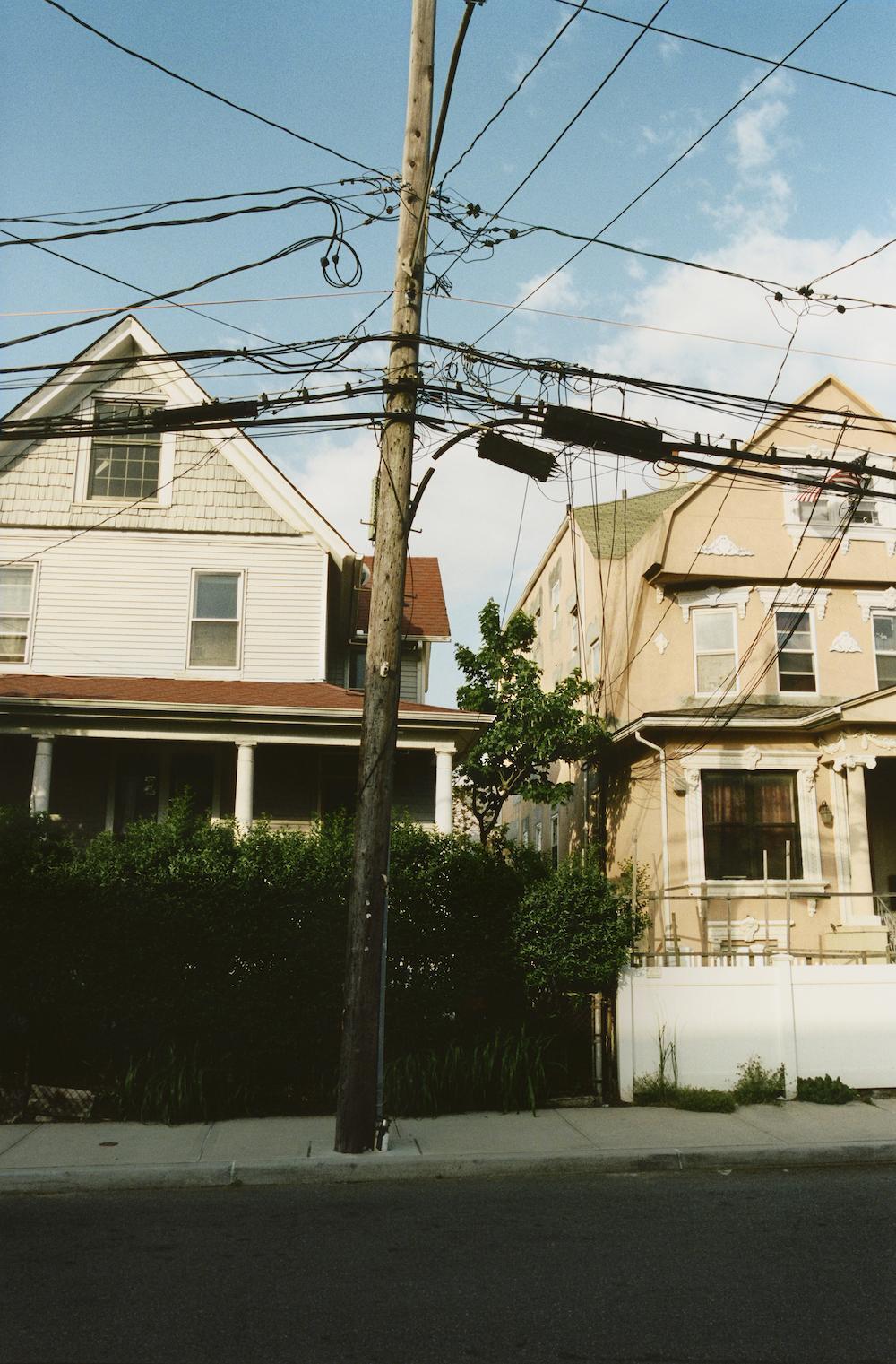 Chris Rhodes, houses
