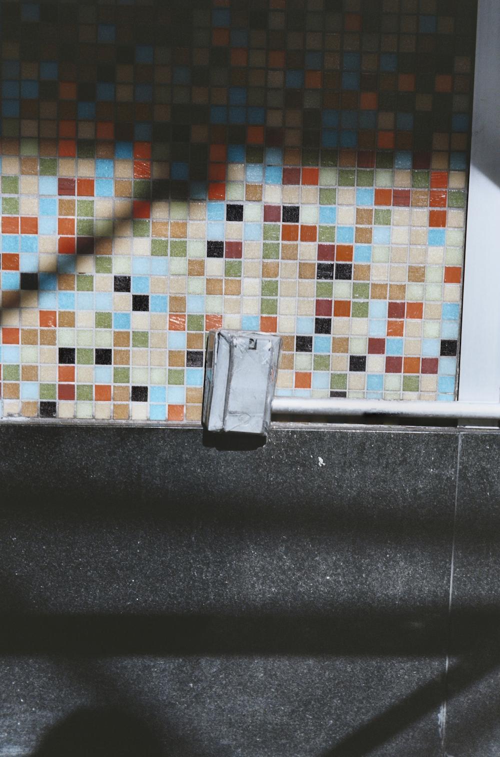 chris rhodes, tiles