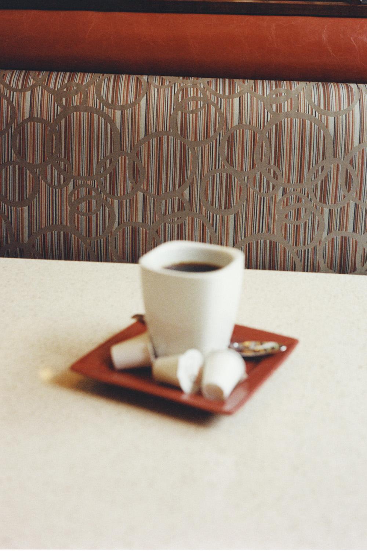 Chris Rhodes, coffee new york