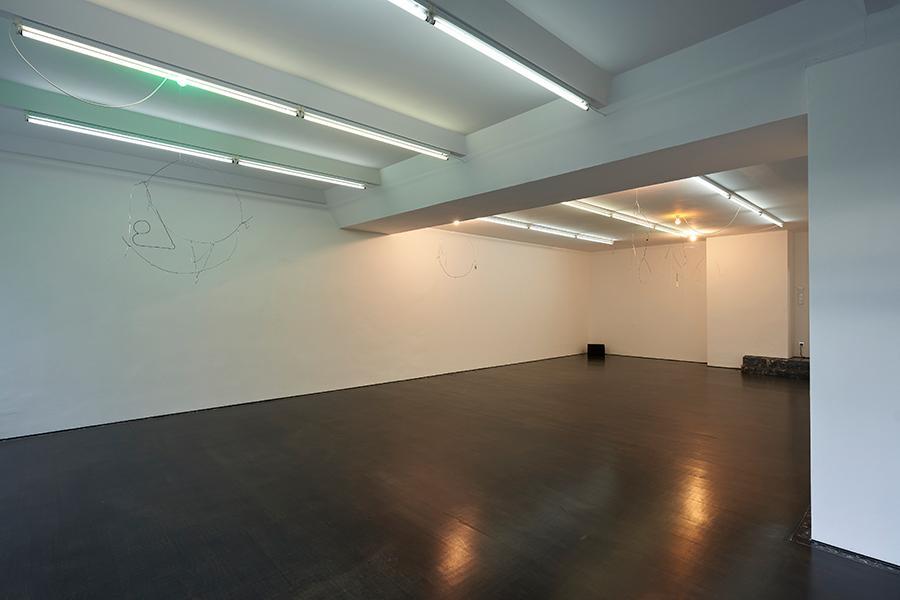 davide stucchi, 'DS', 2020, installation view