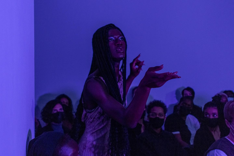 Ebun Sodipo performing live