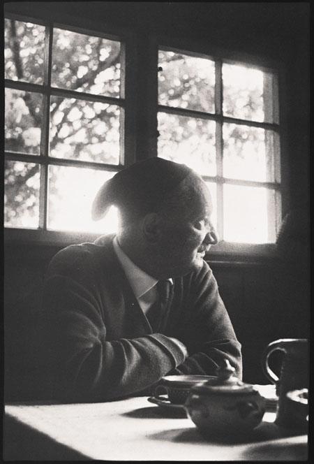 Picture Piece: Martin Heidegger   Frieze