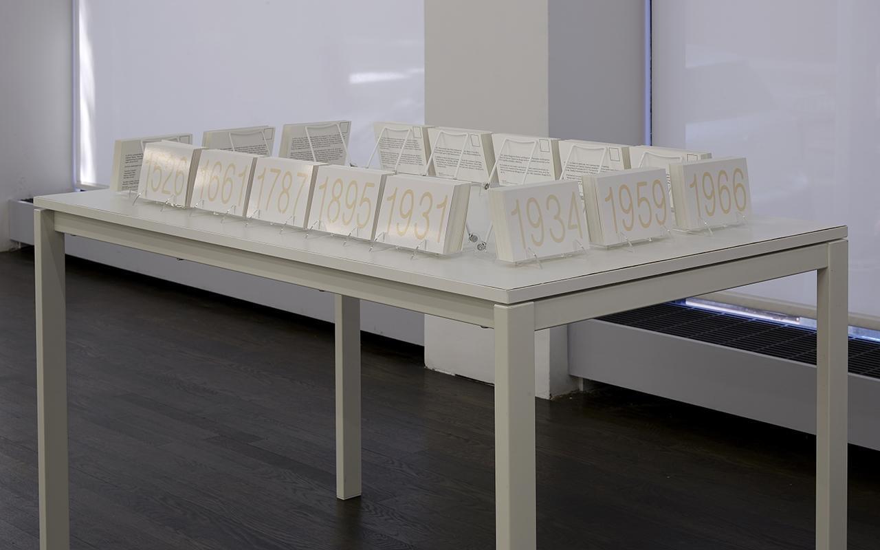 Maya Stovall, LUX, White Columns