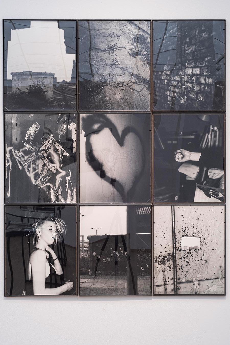 Michael Schmidt, Ceasefire, 1985–87