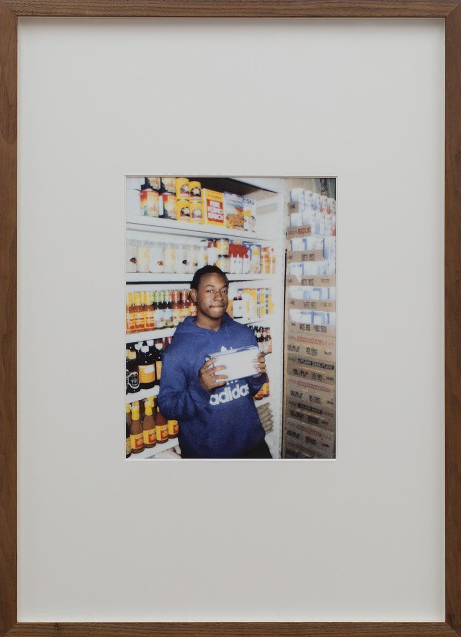 Mohamed Bourouissa, Shoplifters