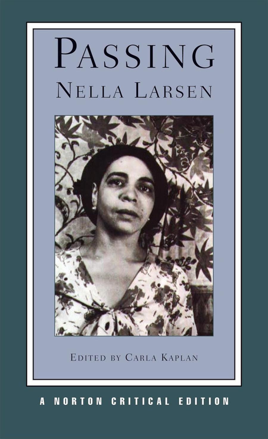 Nella Larsen, Passing,