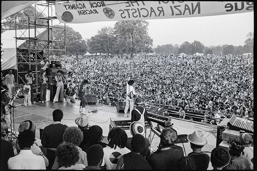 rock against racism 1978