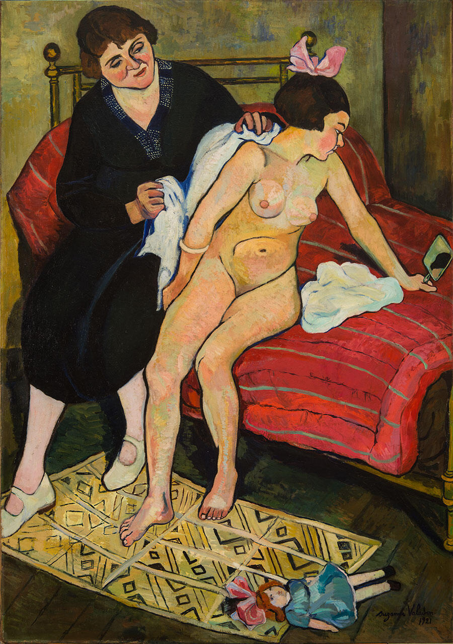 suzanne-valadon-mother