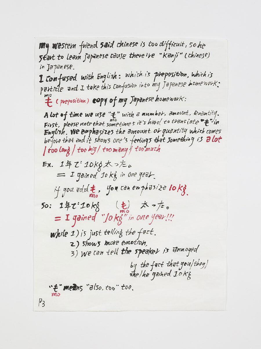 evelyn-taocheng-wang-calligraphy-tiny-language-notes