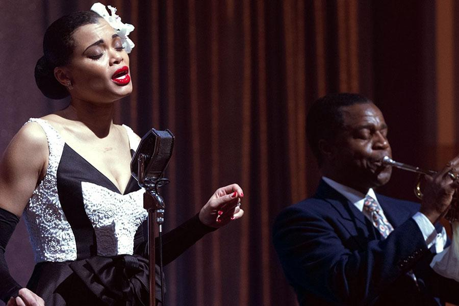 The United States vs. Billie Holiday, 2021. Courtesy: Courtesy of Paramount Pictures