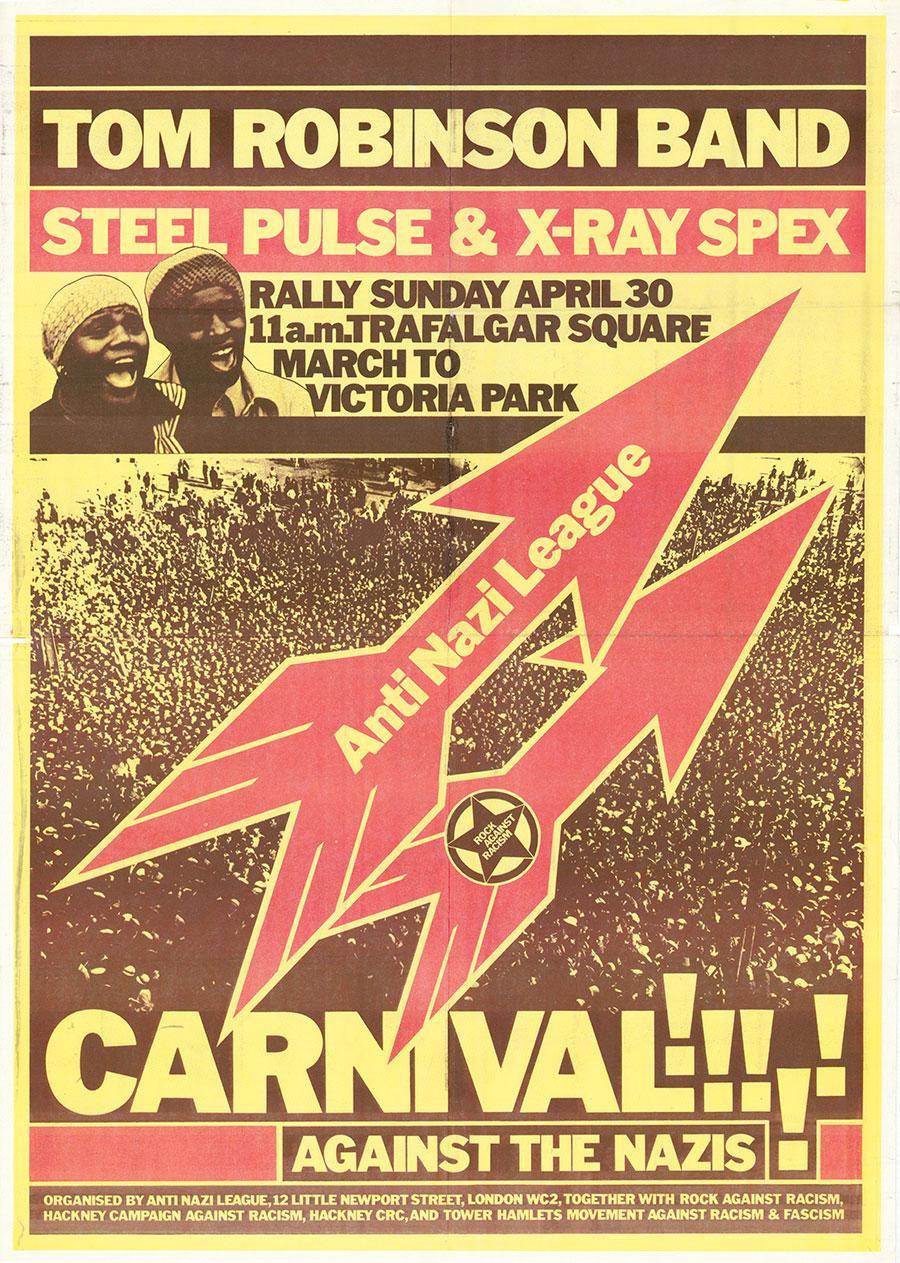 victoria park carnival 1978