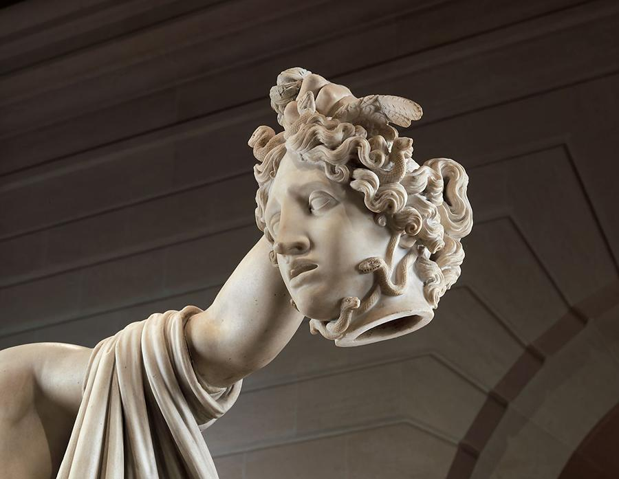 Antonio Canova, Perseus with the Head of Medusa